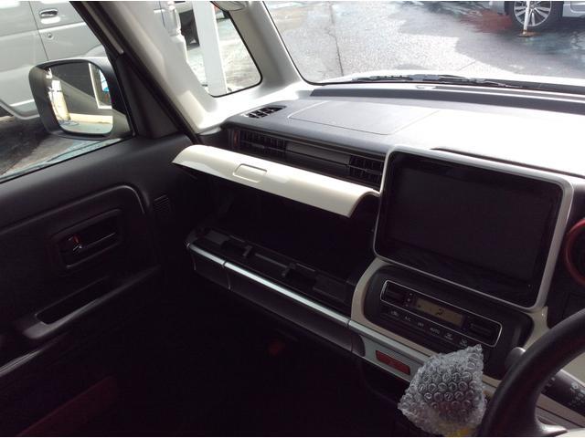 ハイブリッドX 両側電動スライドドア スマートキー 衝突軽減装置 届出済未使用車(17枚目)