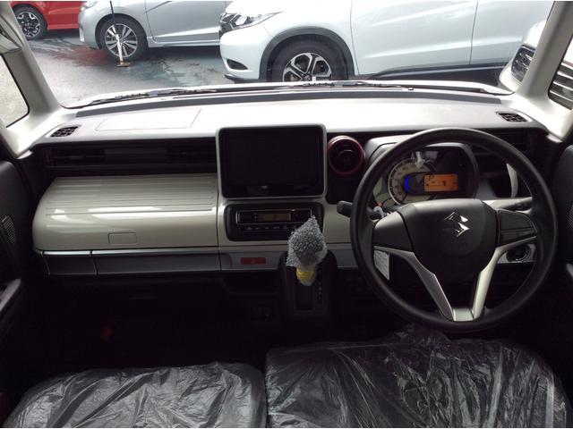 ハイブリッドX 両側電動スライドドア スマートキー 衝突軽減装置 届出済未使用車(19枚目)