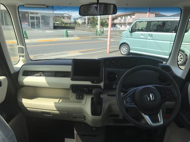ホンダ N BOX G・Lホンダセンシング 左パワスラ ETC 届出済未使用車