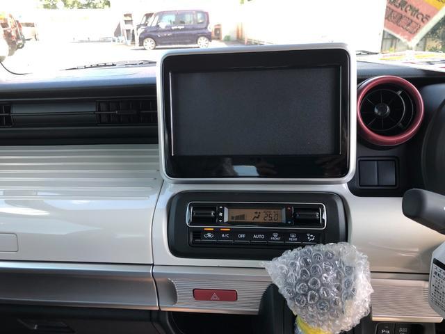 ハイブリッドX 両側パワースライドドア サーキュレーター オートエアコン プッシュスタート 届出済み未使用車(19枚目)