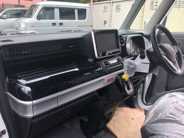 ハイブリッドXS 両側パワスラ サーキュレーター プッシュスタート オートエアコン 15インチアルミ 届出済み未使用車(12枚目)