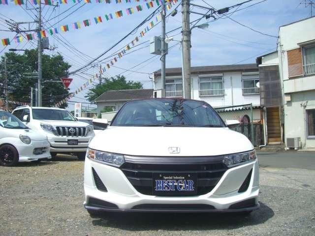 「ホンダ」「S660」「オープンカー」「東京都」の中古車2