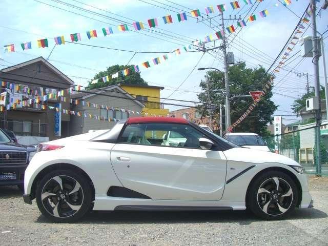 「ホンダ」「S660」「オープンカー」「東京都」の中古車4