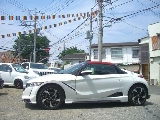 「ホンダ」「S660」「オープンカー」「東京都」の中古車5