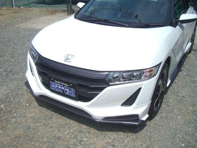 「ホンダ」「S660」「オープンカー」「東京都」の中古車7