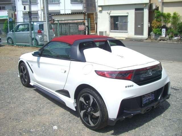 「ホンダ」「S660」「オープンカー」「東京都」の中古車10