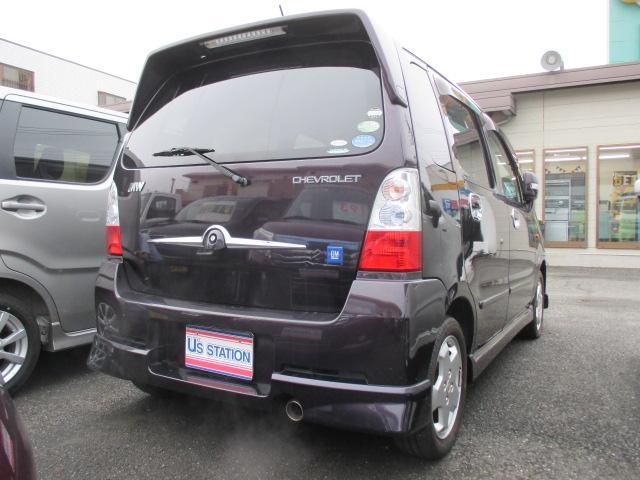 「シボレー」「シボレー MW」「ミニバン・ワンボックス」「東京都」の中古車3