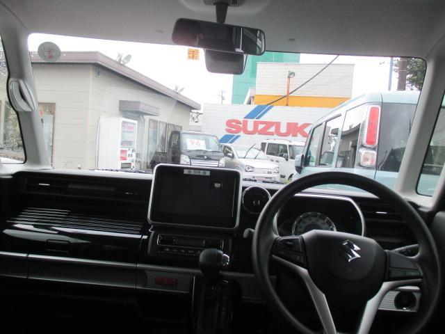 カスタム HYBRID GS 4WD 左側電動スライドドア(9枚目)