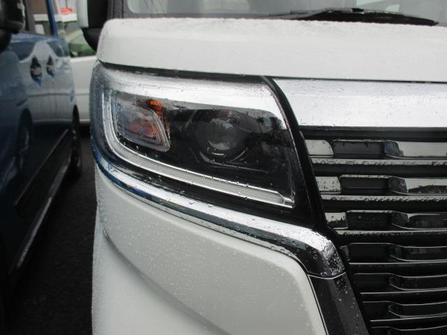 カスタム HYBRID GS 4WD 左側電動スライドドア(27枚目)