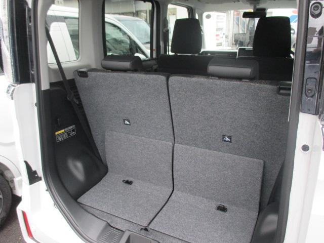 カスタム HYBRID GS 4WD 左側電動スライドドア(35枚目)
