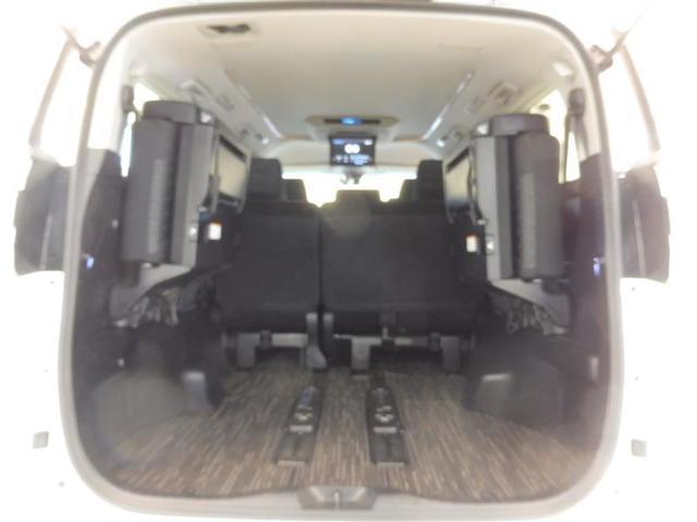2.5Z 4WD フルセグ 後席モニター バックカメラ ドラレコ 衝突被害軽減システム ETC 両側電動スライド HIDヘッドライト 3列シート ワンオーナー DVD再生 ミュージックプレイヤー接続可 記録簿(18枚目)
