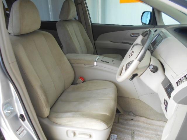 トヨタ エスティマハイブリッド G HDDナビ 後席モニター フルセグ バックガイドモニター