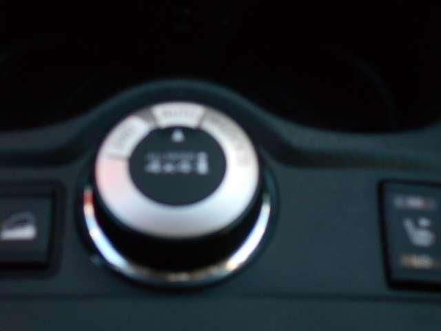 「ALL MODE 4×4」「VDC+ブレーキLSD」「ヨーモーメントコントロール」の3機能を搭載した定評の4WDシステムを前モデルから継承