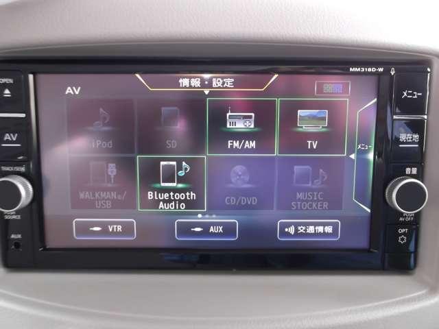 15X Vセレクション バックモニター ETC 純正ナビMM318D-W オートライト フォグ ネオンコントロール VDC バイザー プライバシーガラス(9枚目)