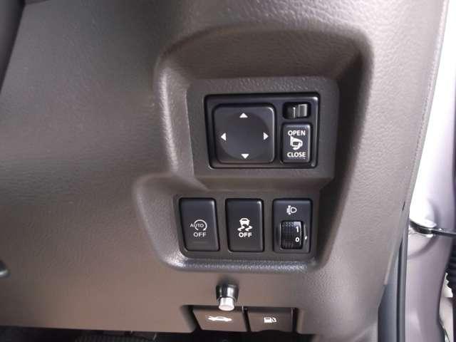15X Vセレクション バックモニター ETC 純正ナビMM318D-W オートライト フォグ ネオンコントロール VDC バイザー プライバシーガラス(11枚目)