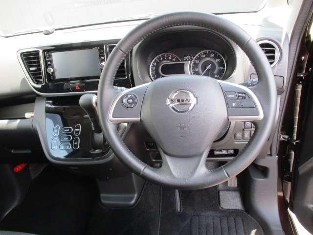 全方位で視界が広い。気持ちが良くて、運転もしやすい。