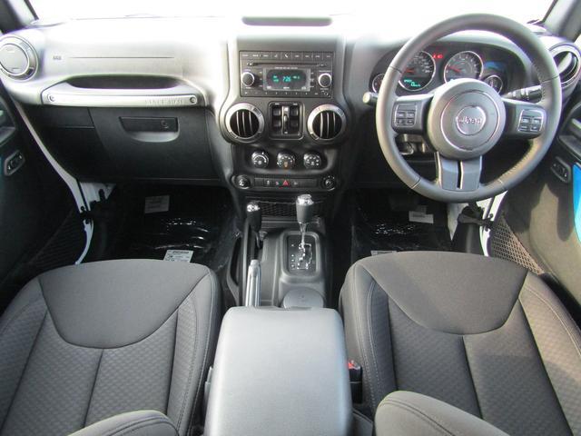 クライスラー・ジープ クライスラージープ ラングラーアンリミテッド スポーツ 登録済未使用車 サイドカメラ