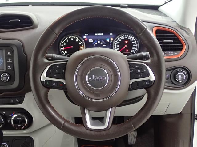 クルーズコントロールは標準装備となっております。ステアリング上のボタンで簡単に設定が可能です。