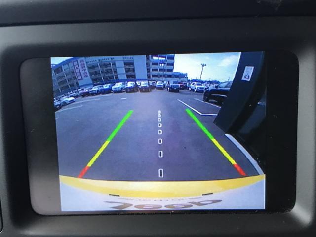 バックカメラ装備済み!駐車の際も安心です!