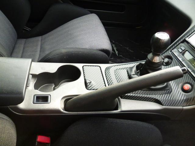 スペックR Vパッケージワンオーナー車高調モモステ社外マフラ(18枚目)
