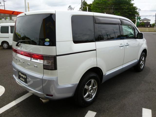 「三菱」「デリカD:5」「ミニバン・ワンボックス」「千葉県」の中古車4