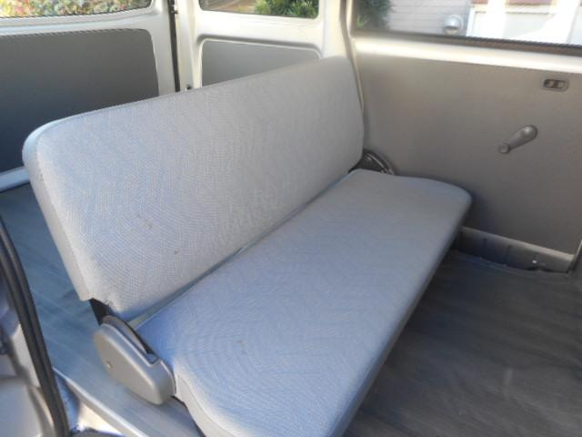 三菱 ミニキャブバン CD 4WD