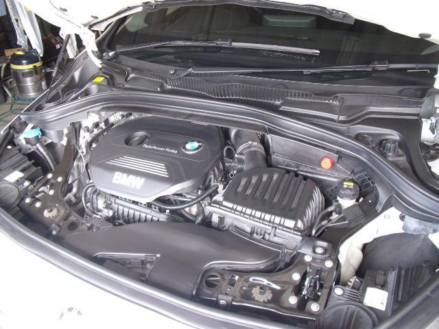 BMW BMW 218iアクティブツアラー ラグジュアリー 黒本革