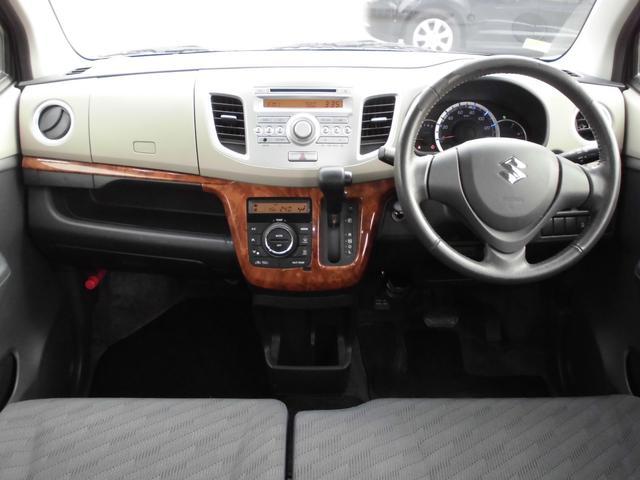 スズキ ワゴンR FXリミテッド アイドリングストップ ワンオーナー 禁煙車