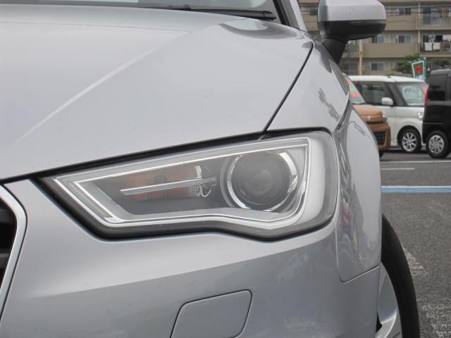 暗闇も明るくしてくれます!ディスチャージヘッドライト!!フォグランプも付いていますので、夜道の運転も楽しくなりますよ♪