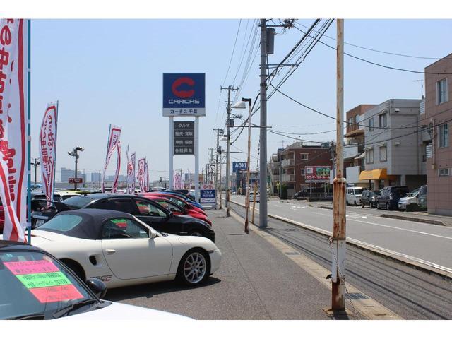 カーチス千葉は地域最大級4000坪の巨大中古車展示場に300台近くの展示車をご用意しお客様のご来店をお待ちしております。1度にたくさんのクルマを見ることが出来るのは、大型店舗の最大のメリットです!