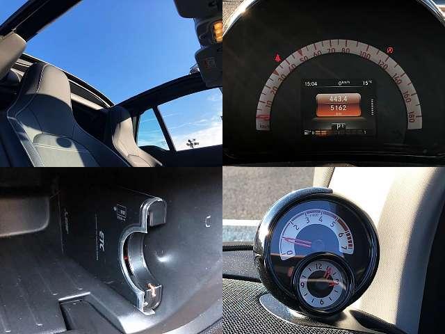 スマート スマートフォーツーカブリオ ワンオーナー バックカメラ 純正ドライブレコーダー