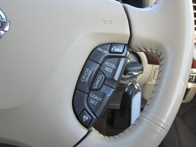 当時としては最先端のレーダークルーズコントロール付き!レーンキープなどの機能も付いてロングドライブに効果を発揮します!