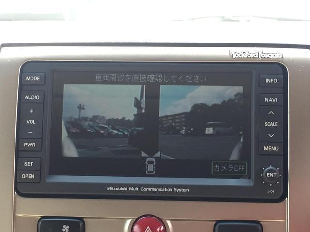 G プレミアム 純正HDDナビ フルセグTV ロックフォード(7枚目)