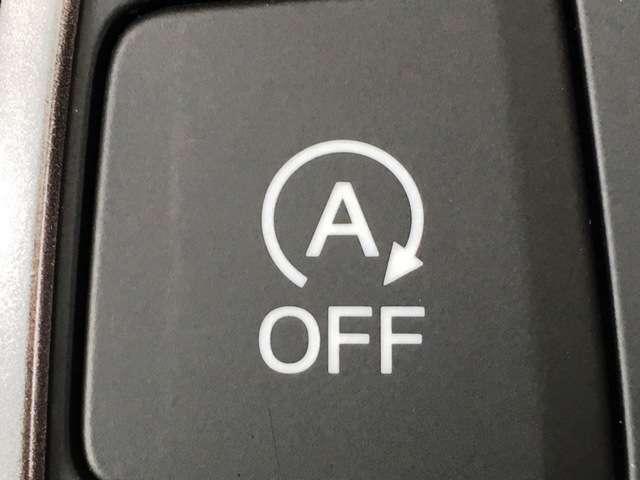 【アイドリングストップ】 信号などで停まった時に自動でエンジンがストップ☆燃費向上に貢献♪
