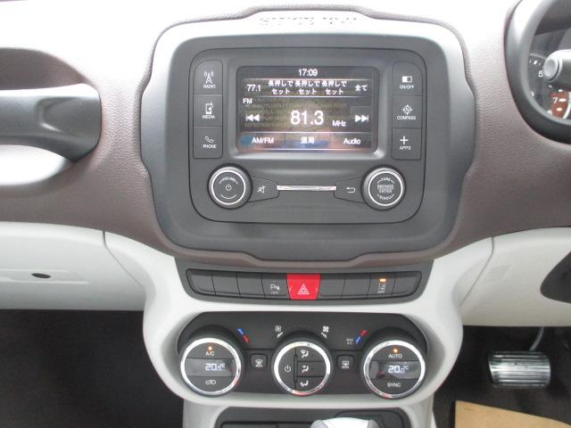 クライスラー・ジープ クライスラージープ レネゲード セーフティエディション 登録済未使用車 バックカメラ 禁煙車