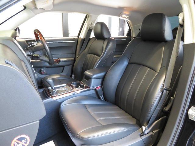 3.5L 後期型 1オーナー ディーラー車 黒皮シート 禁煙(9枚目)