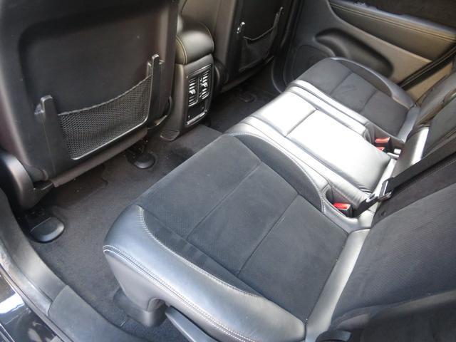 SRT8 6.4L HEMI SRTブラックホイール Jeep認定中古車(9枚目)