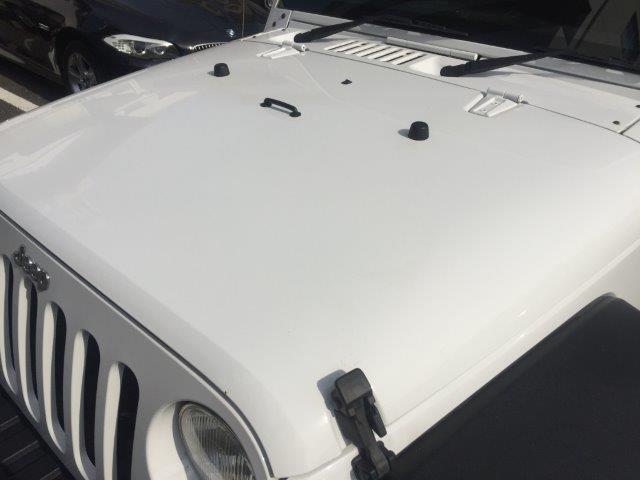 クライスラー・ジープ クライスラージープ ラングラーアンリミテッド スポーツ 認定中古車 1オナ ナビ TV クロームパーツ