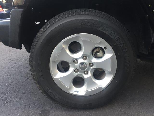 サハラ 4WD 認定中古車 1オナ ナビ TV ETC(11枚目)