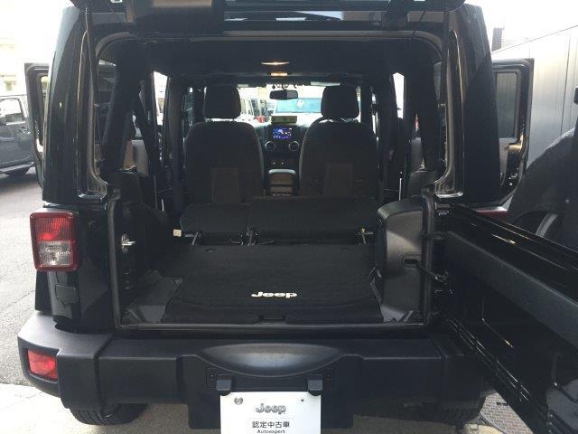 サハラ 4WD 認定中古車 1オナ ナビ TV ETC(17枚目)