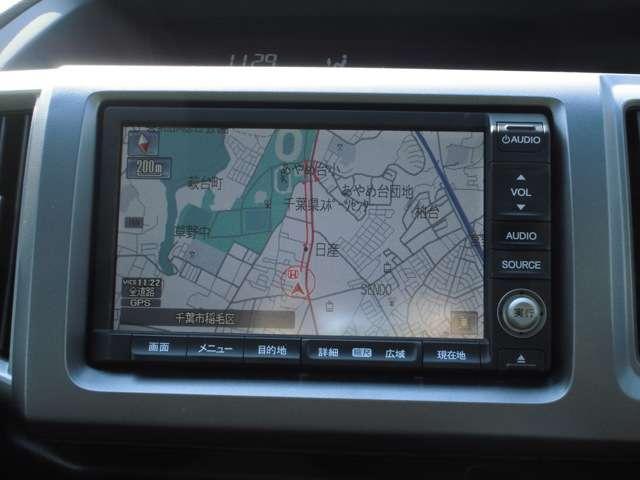 ホンダ ステップワゴンスパーダ Z クールスピリット インターナビ セレクション HDDナビ B