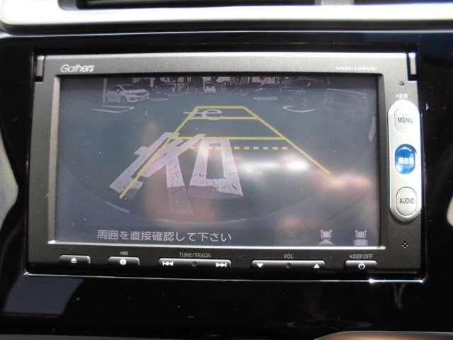 ホンダ フィット 13G・Lパッケージ Mナビ Bカメ ETC AW DVD