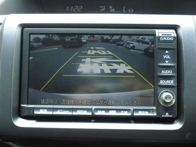 ホンダ ステップワゴンスパーダ Z HDDナビエディション ナビ Bカメ ETC VSA