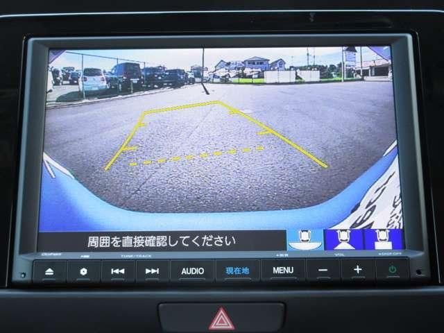 ホーム ホンダ認定中古車 ドラレコ ETC スマートキー バックカメラ メモリーナビ フルセグTV Bluetooth/USB オートライト LEDヘッドライト 電動格納ドアミラー デモカー(11枚目)