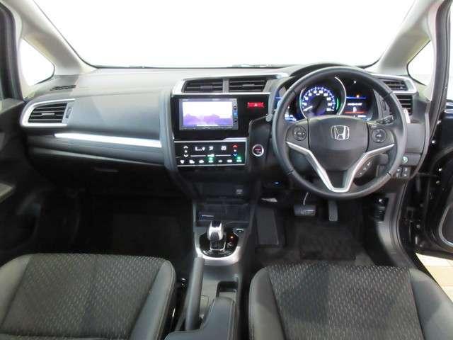 ホンダ フィットハイブリッド Lパッケージ 試乗車 インターMナビ クルコン ETC