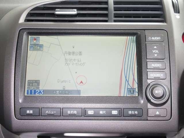 ホンダ ストリーム X HDDナビパッケージ Rカメラ ETC キーレス
