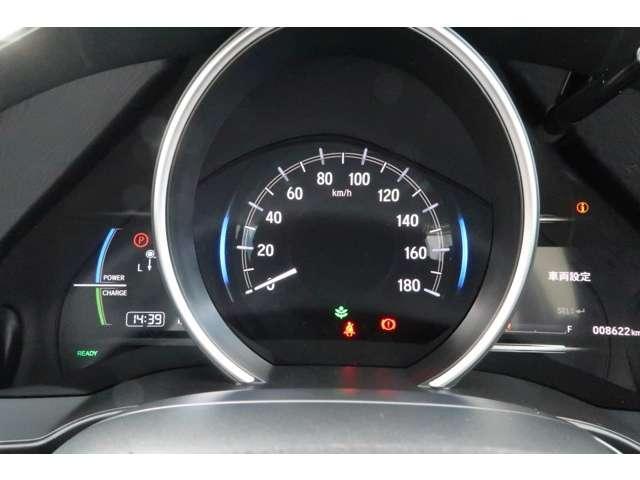 L ホンダセンシング Bluetooth対応ナビ フルセグTV リアカメラ 運転支援 ホンダ認定中古車 ETC LEDヘッドライト クルーズコントロール ドラレコ(8枚目)