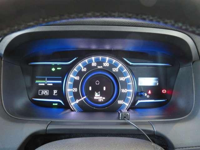 ハイブリッド Bluetooth対応ナビ 運転支援 ドラレコ 両側電動スライドドア フルセグTV LEDヘッドライト クルーズコントロール ETC(13枚目)