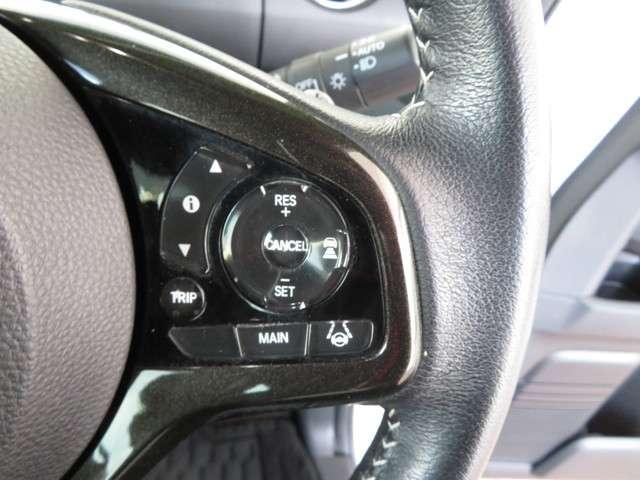 G・Lターボホンダセンシング Bluetooth対応ナビ ドラレコ 運転支援 両側電動スライド ホンダ認定中古車 LEDヘッドライト MTモード クルーズコントロール フルセグTV 純正AW オートマチックハイビーム リアカメラ(18枚目)