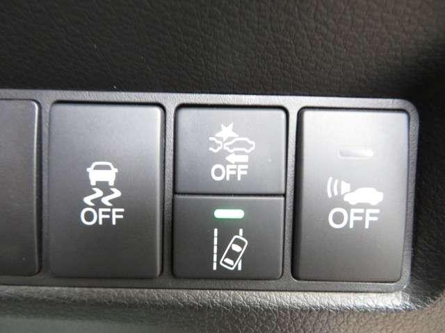 ハイブリッドX Bluetooth対応ナビ 衝突被害軽減ブレーキ リアカメラ ホンダ認定中古車 LEDヘッドライト ETC フルセグTV(3枚目)